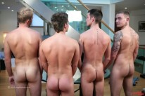 Str8 Hunks Wanking from English Lads