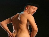 British Soldier Aidan from Uk Naked Men