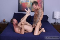 Bo And Devin Fuck from Cocksure Men