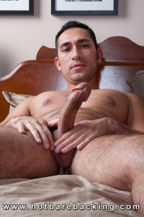 Latino Gang Bang from Hot Barebacking