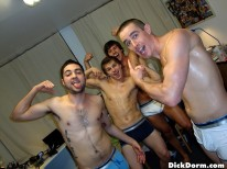 College Boy Fun from Dick Dorm