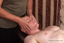 Massaging Brandon Bangs from Jake Cruise