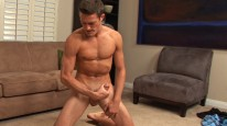 Johnny Jerks Off from Sean Cody