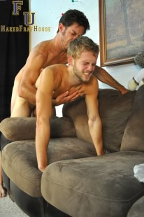 Mark Fucks Glen from Naked Frat House