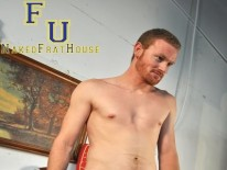 Phoenix Jerks Off from Naked Frat House