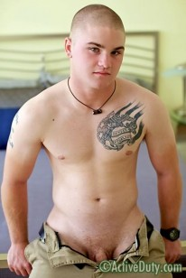 Young Stud Killian from Active Duty