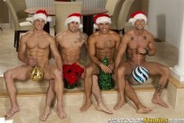 Merry Holiday Hunks from Next Door Pass