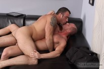 Spencer Fucks Mitch from Cocksure Men