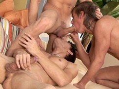 Twink Dildo Fun from Bel Ami Online