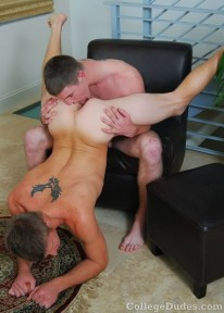 Carter And Jerry Suck from College Dudes