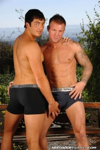 Bo And Zack Fuck from Next Door Buddies