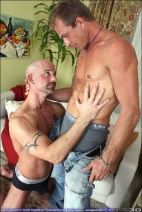Troy And Brock Fuck from Men Over 30