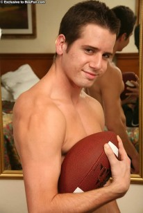 College Athlete Kevin from Boy Fun