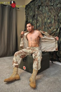 Infantry Specialist Marco from Dirty Tony