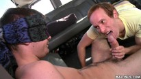 Amateur Stud Mathew from Bait Bus