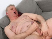 Daddy Rex Anal from Daddy Strokes