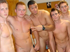 College Dorm Fun from Dick Dorm