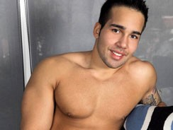 David Reyes from Randy Blue