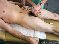 Keiths Anal Exam from College Boy Physicals