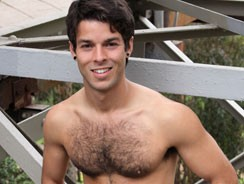 Gay Porn - Hairy Stud Mike from Sean Cody