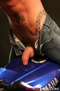 Biker Boy Tj from Uk Naked Men
