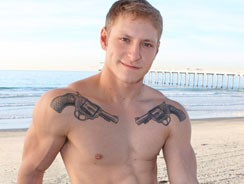 Muscle Hunk Nolan from Sean Cody