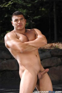 Diego Strips from Next Door Male