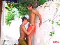 Greek Holiday Part 2 from Bel Ami Online