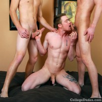 College Dudes 3way from College Dudes