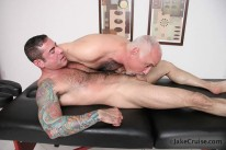 Nick Moretti Massaged from Jake Cruise