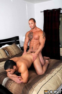 Matthew And Angelo Fuck from On The Hunt