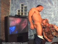 Anthony And Cameron from Bareback Masters