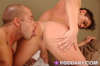 Rod Fucks Hunter from Rod Daily