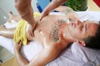 Tyler Massages Camden from Massage Bait