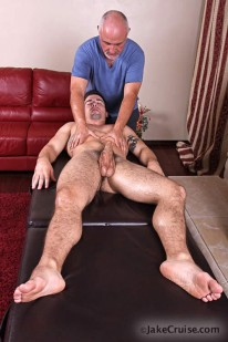 Guy Jones Massaged from Jake Cruise