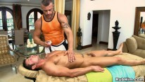 Trace Massages Kevin from Rub Him