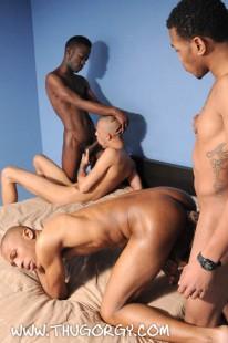 Gangsta Orgy from Thug Orgy