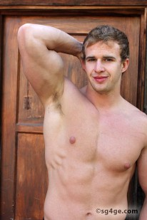 Cameron Foster from Straight Guys For Gay Eyes
