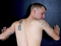 Amateur Stud Dustin from Active Duty