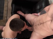 Jjs Cum Facial from Suck Off Guys
