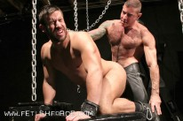 Nick Fucks Logan from Fetish Force