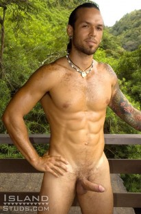 Uncut Latin Rico from Island Studs