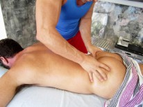 Massaging Dodger from Massage Bait
