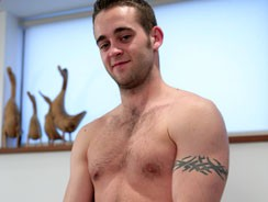 Hairy Hunk Bezza from English Lads