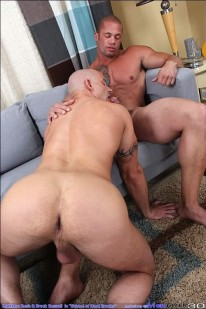 Matthew And Brock from Men Over 30