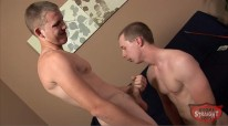 Brett Sucks Cj from Broke Straight Boys