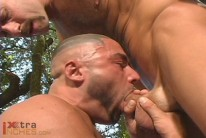 Michael Brandon Fucks Francois Sagat from Xtra Inches