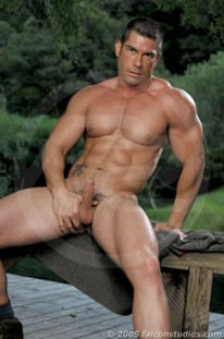 Ethan Kage from Falcon Studios