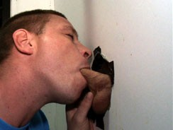 Sucking Kevin Crows from Unglory Hole