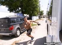 Dante Fucks Diego from Bait Bus